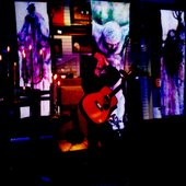 P. Emerson Williams at a rare live performance