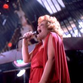 Karen Young Performing