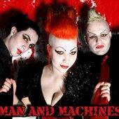 MAN+MACHINES <3
