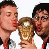 David Baddiel, Frank Skinner & The Lightning Seeds