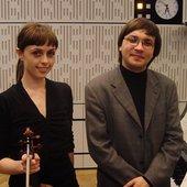 Ruth Palmer & Alexei Grynyuk