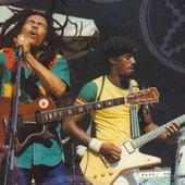 Junior Marvin & Bob Marley
