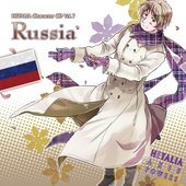 Russia Character CD cover
