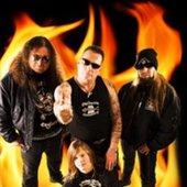 Rock Rottens 9MM ASSI ROCK N ROLL