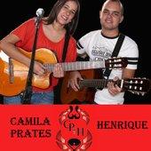 Camila Prates e Henrique