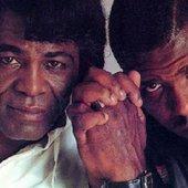 Afrika Bambaataa & James Brown