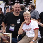 Margaret Weis & Tracy Hickman