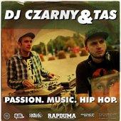 Dj Czarny&Tas - Passion, Music, Hip-Hop