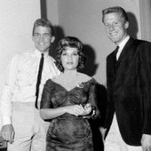 with connie francis!