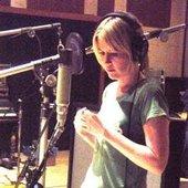 Dido in studio