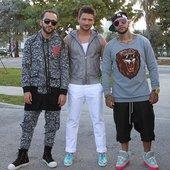 DJ M.E.G. feat. Сергей Лазарев & Тимати