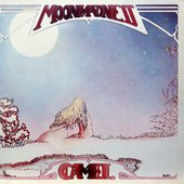 Camel - Moonmadness [front]