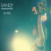 Sandy Manuscrito Ao Vivo (PNG)