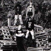 Berserk Belgium War Metal 1993