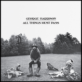 George Harrison - All Things Must Pass (High Quality PNG)