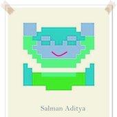 Salman aditya 8bit 2321 icon