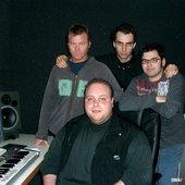 2005. DJ Robert, Michael, Vadim, Dino