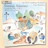 Guarnieri: Symphonies Nos. 2 and 3 / Abertura Concertante