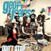 DONT STOP Album cover