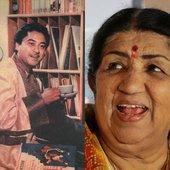 Kishore Kumar & Lata Mangeshkar