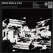 Boyd Rice & Z'ev