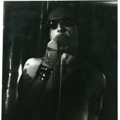 7th June 96 - Andy Racher - London Camden Underworld by Shaun Todd