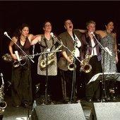 Billy Tipton Memorial Saxophone Quartet