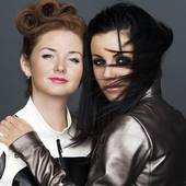 OK Magazine. Snowfalls promo-photoshoot