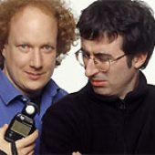 John Oliver and Andy Zaltzman