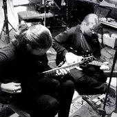 Patrik and Jari (Studio sessions)