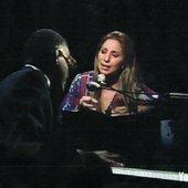 Barbra Streisand & Ray Charles