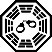 Dharma Police logo