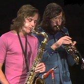 Noel Norris & Geoff Peach