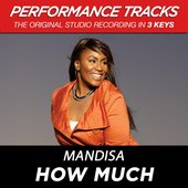 How Much (Medium Key Performance Track Without Background Vocals)
