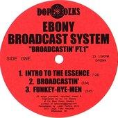 Ebony Broadcast System