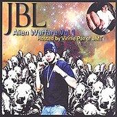 jbl - alien warfare vol.1 cover