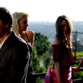 Dark Heart Waiting video shoot