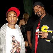 Pharrell Williams/Snoop Dogg