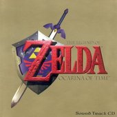 Zelda Ocarina of Time Soundtrack