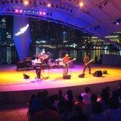 Bangkutaman show at Esplanade - Singapore