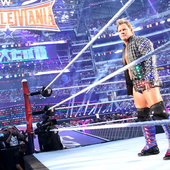 Wrestlemania 32: Chris Jericho