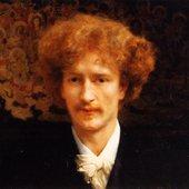 Portrait of Ignacy Jan Paderewski