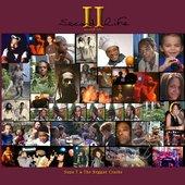 Supa T & The Reggae Cracks - Second Life (2007) (Back Front)