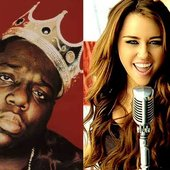 The Notorious B.I.G. vs. Miley Cyrus