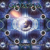 """Goasia 1st album \""""From Other Spaces\"""" released on Suntrip records"""