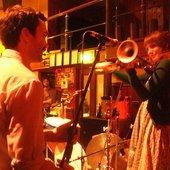 live in Nottingham, Dec 2007