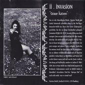 II. Invasion