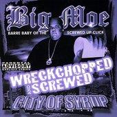 City Of Syrup (screwed) (feat. DJ Screw, Z-Ro & Tyte Eyez)