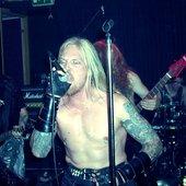 Zyklon live with Daemon