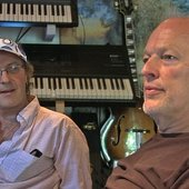 The Orb featuring David Gilmour